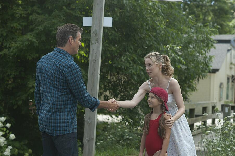 Bag of Bones mit Pierce Brosnan und Melissa George