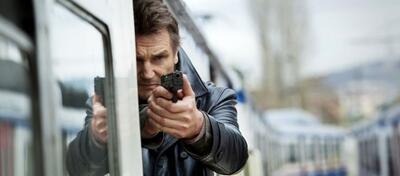 Liam Neeson schießt weiterhin scharf von oben herab