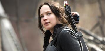 Bild zu:  Jennifer Lawrence als Katniss