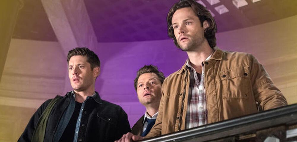 Schon jetzt tränenreicher Supernatural-Abschied von Jensen Ackles und Jared Padalecki