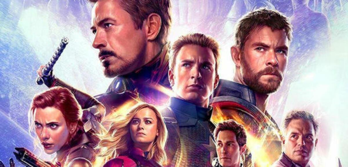 Avengers Endgame Kino