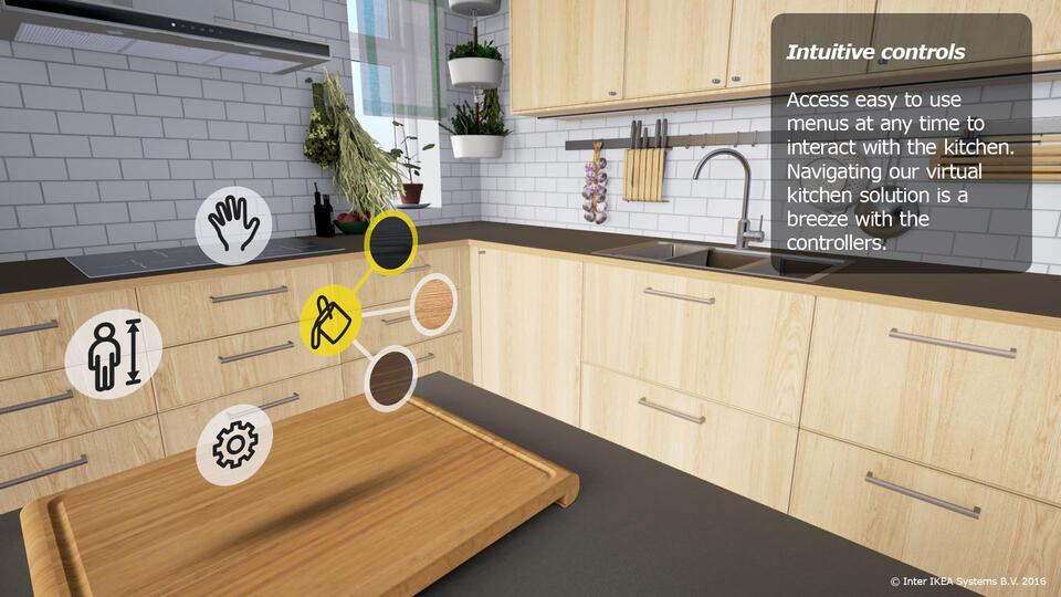 Die eigene IKEA-Küche in VR – - Bild 1 von 5