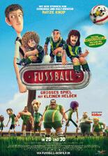 Fußball - Großes Spiel mit kleinen Helden