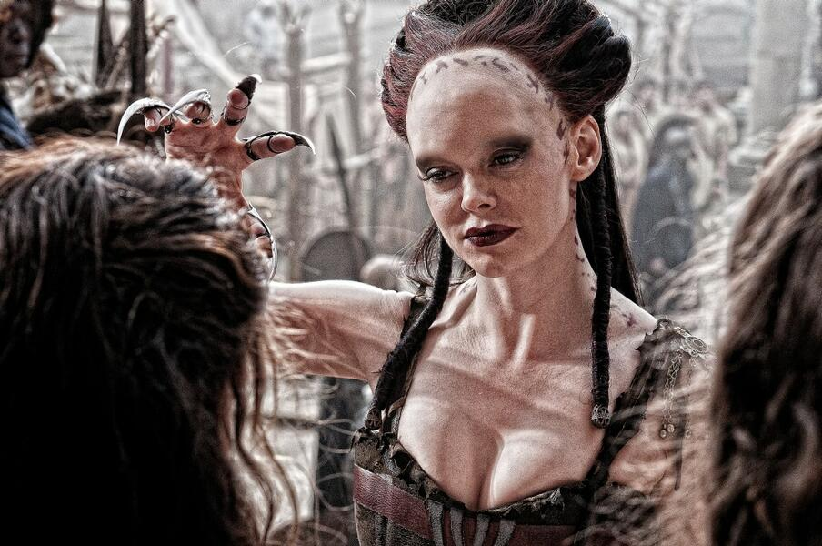 Conan (3D) mit Rose McGowan
