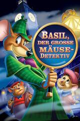 Basil, der Grosse Mäusedetektiv - Poster