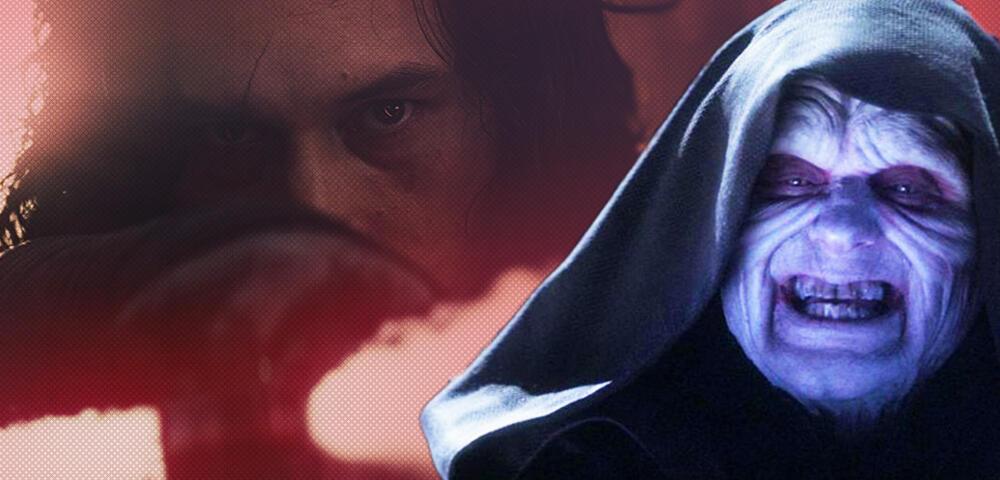 Star Wars 9-Gerücht: Kylo ist der Schlüssel zur Rückkehr des Imperators