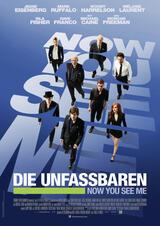 Die Unfassbaren - Now You See Me - Poster