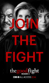 The Good Fight - Staffel 3 - Poster