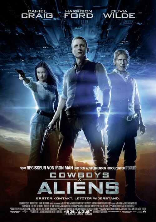 Cowboys Aliens Film 2011 Moviepilot De