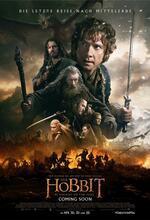 Der Hobbit 3: Die Schlacht der Fünf Heere Poster