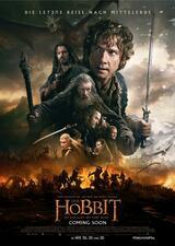 Der Hobbit: Die Schlacht der Fünf Heere - Poster