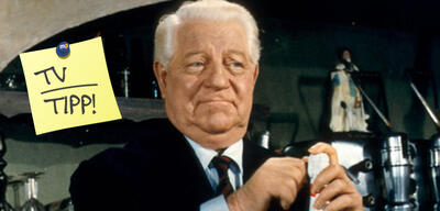 Jean Gabin in Action Man - Bankraub fast perfekt