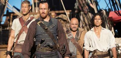 Captain Flint und seine Crew