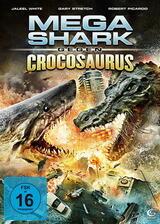Mega Shark gegen Crocosaurus - Poster