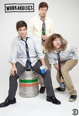 Workaholics - Staffel 7 - Poster
