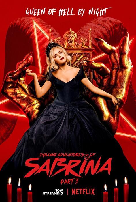 Chilling Adventures of Sabrina, Chilling Adventures of Sabrina - Staffel 3
