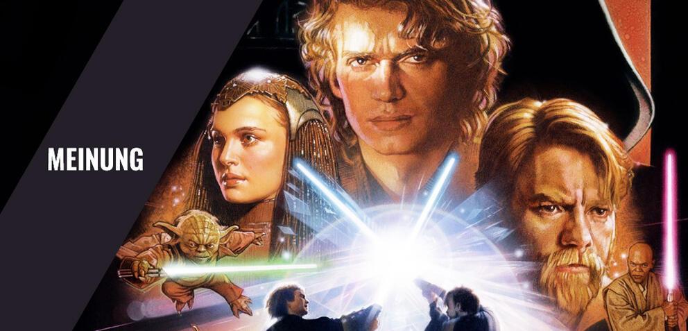 Star Wars: Episode 3 - Die Rache der Sith