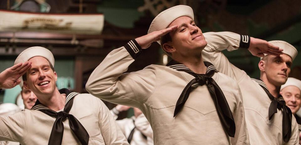 Channing Tatum lässt in Hail, Caesar! das Tanzbein schwingen