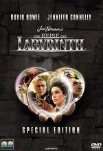 Die Reise ins Labyrinth Poster
