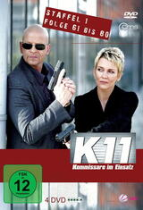 K 11 - Kommissare im Einsatz - Poster