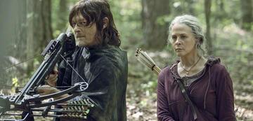 The Walking Dead Daryl und Carol
