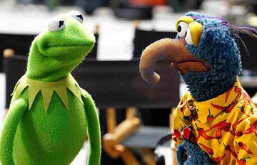 Kermit und Gonzo