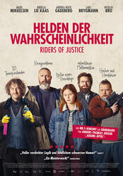 Helden der Wahrscheinlichkeit - Riders of Justice Poster