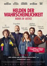 Helden der Wahrscheinlichkeit - Riders of Justice - Poster