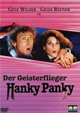 Der Geisterflieger Hanky Panky - Poster