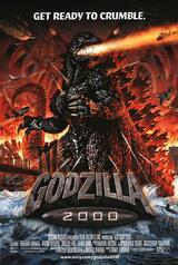 Godzilla 2000 - Poster