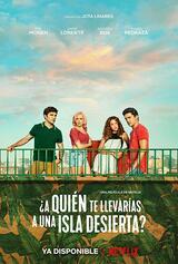 Wen würdest du auf eine einsame Insel mitnehmen?  - Poster