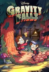Willkommen in Gravity Falls - Poster