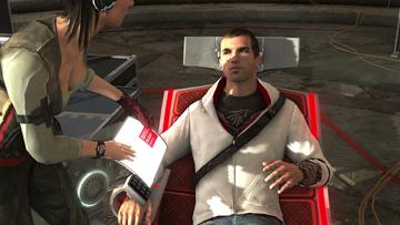 Bis einschließlich Assassin's Creed III drehte sich die Rahmenhandlung um Desmond Miles.