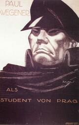 Der Student von Prag - Poster