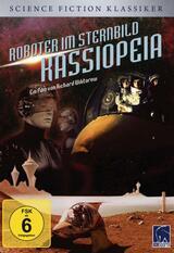 Roboter im Sternbild Kassiopeia - Poster