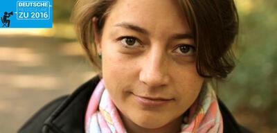 Julia C. Kaiser drehte 2016 Das Floß