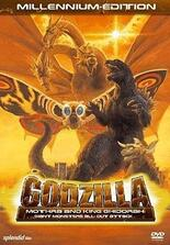 Godzilla, Mothra, King Ghidorah - Giant Monster All Out Attack