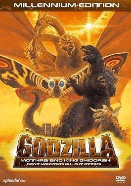 Godzilla, Mothra, King Ghidorah - Giant Monster All Out Attack - Bild 1 von 1