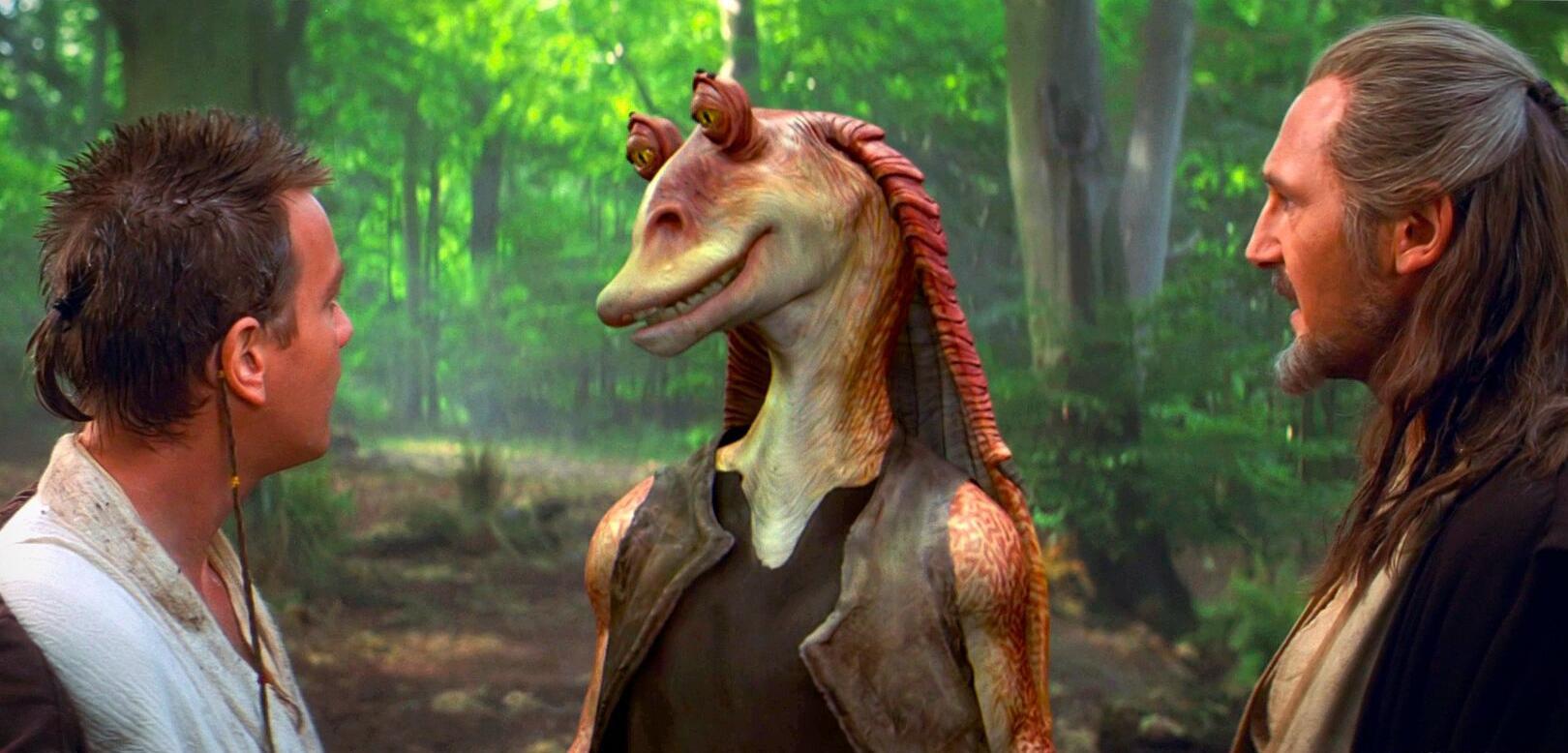Star Wars 7 - Jar Jar Binks und Ewoks ganz offiziell nicht dabei