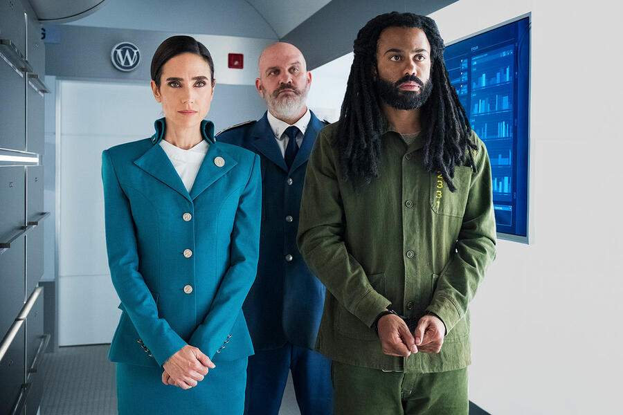 Snowpiercer, Snowpiercer - Staffel 1 mit Jennifer Connelly und Daveed Diggs