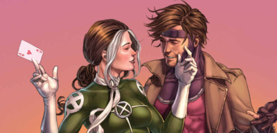 X-Men: Gambit & Rogue-Cover