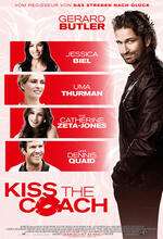 Kiss the Coach Poster