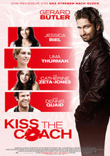 Kiss the Coach - Poster
