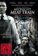 Clive Barker's Midnight Meat Train Poster