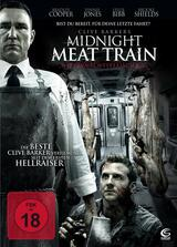 Clive Barker's Midnight Meat Train - Poster