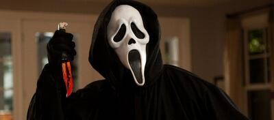 Bald schlitzt sich Ghostface durchs Fernsehen