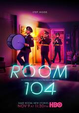 Room 104 - Staffel 2 - Poster