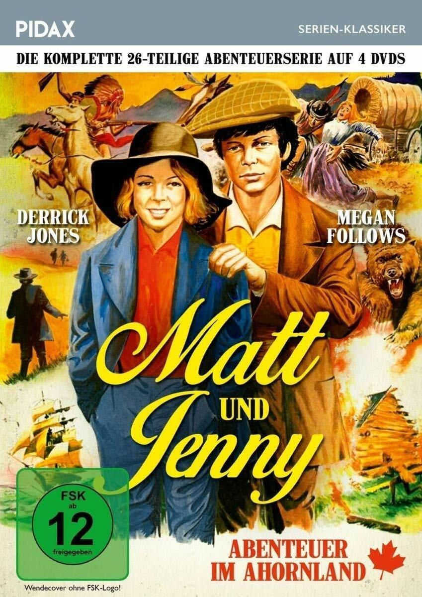 Matt und Jenny - Abenteuer im Ahornland
