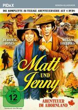 Matt und Jenny - Abenteuer im Ahornland - Poster