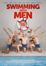 Swimming with Men - Poster